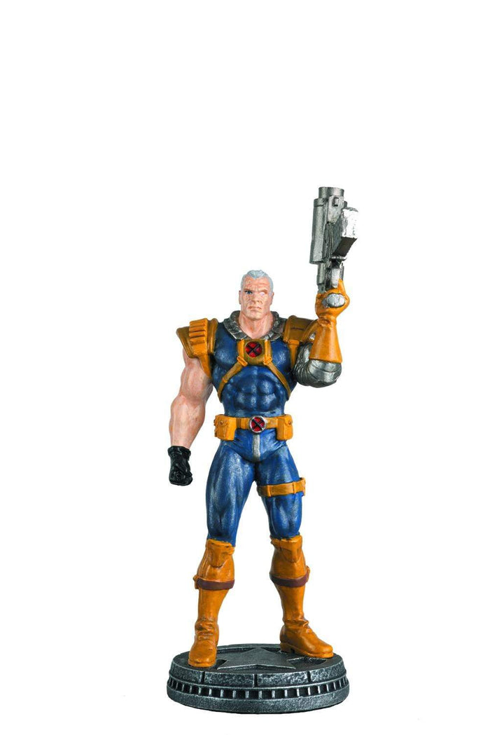 Marvel Chess Figure #56 Cable
