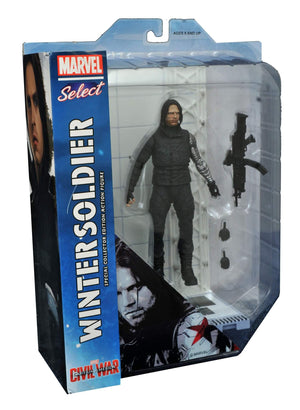 Marvel Select Captain America 3 - Winter Soldier