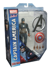 Marvel Select Captain America 3 - Captain America