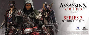 Ezio - Assassins Creed Series 5