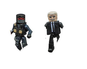 Marvel Minimates Series 67 Secretary Ross and Evil Thug (Variant)