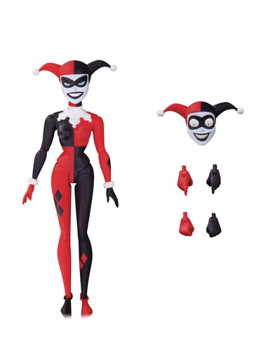 Batman Animated Series Harley Quinn (v2)