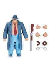 Batman Animated Series Harvey Bullock