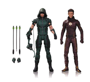 DC TV Arrow Flash 2 Pack