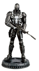 Marvel Chess Figure #75 Agent Venom White Pawn