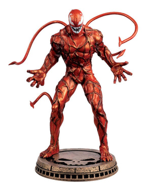 Marvel Chess Figure #76 Carnage Black Pawn