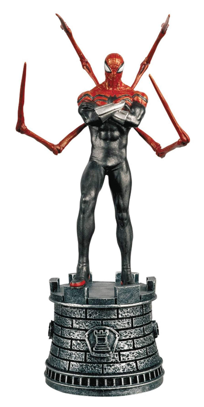 Marvel Chess Figure #79 Superior Spider-Man White Rook