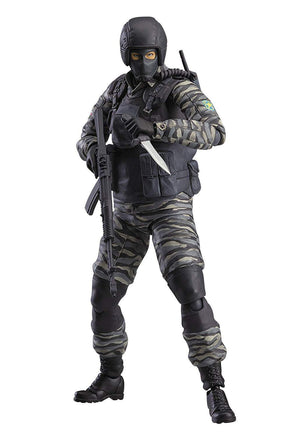 Metal Gear Solid 2 - Sons Of Liberty Gurlukovich Soldier Figma
