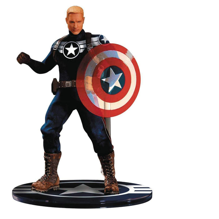One-12 Collective Marvel Px Commander Rogers (Exclusive)