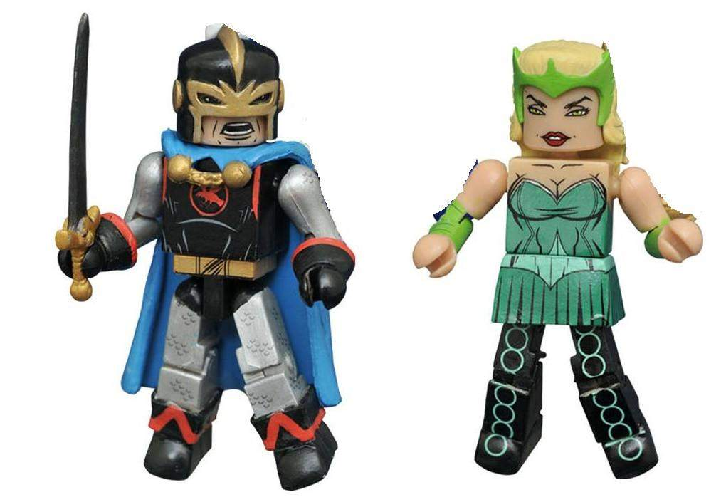 Marvel Minimates Series 69 Enchantress