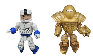 Blizzard I vs Mandroid - Marvel Minimates Series 69 (Short Packed)