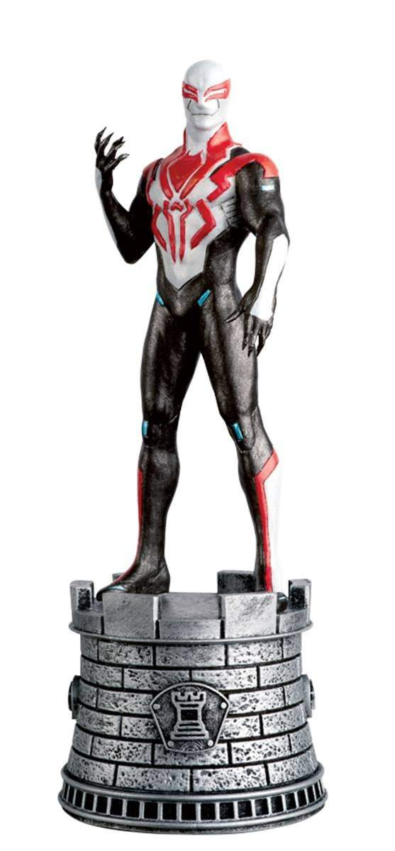 Marvel Chess Figure #87 Spider-Man 2009 White Rook