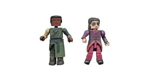 Mordo with Kaecilius - Marvel Minimates Seriesies 70  Dr Strange Movie