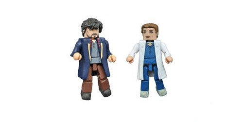 Stephen Strange with Christine Palmer - Marvel Minimates Seriesies 70  Dr Strange Movie