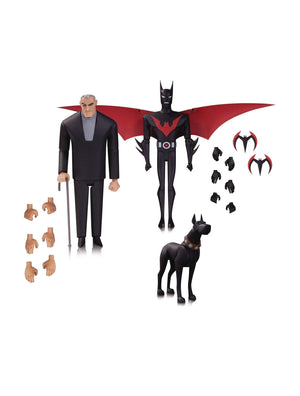 Batman Animated Batman Beyond  3 Pack