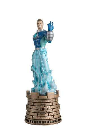 Marvel Chess  #88 Hydroman Black Rook