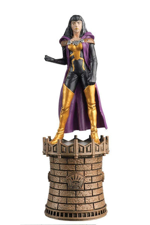 Marvel Chess  #90 Spider-Queen Black Queen