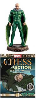 Marvel Chess Figure #94 Vulture Black Pawn