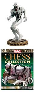 Marvel Chess Figure #95 Anti-Venom Black Pawn