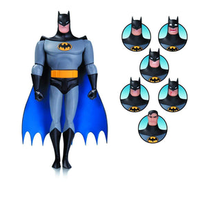 Batman Animated Series Batman - Expressions Pack
