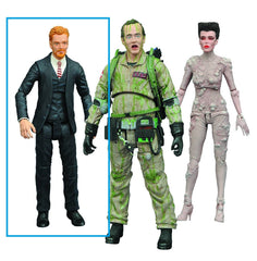 Walter Peck - Ghostbusters Select Series 4