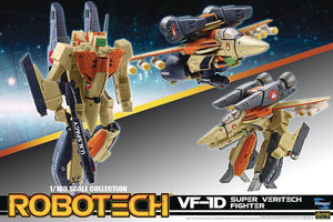 Robotech 1/100 Scale Vf-1D Transformable