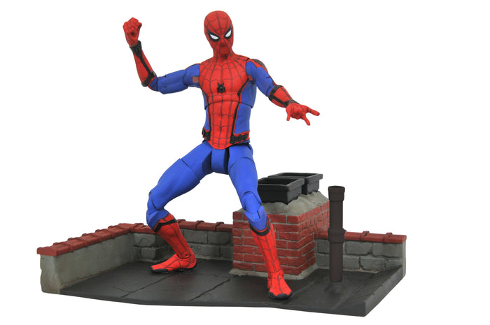 Marvel Select Spider-Man Homecoming Movie