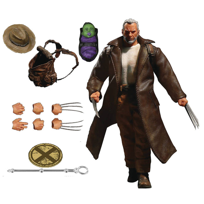 One:12 Collective Marvel Old Man Logan