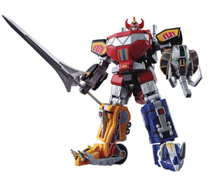 Power Rangers Super Mini PLA Megazord Model Kit