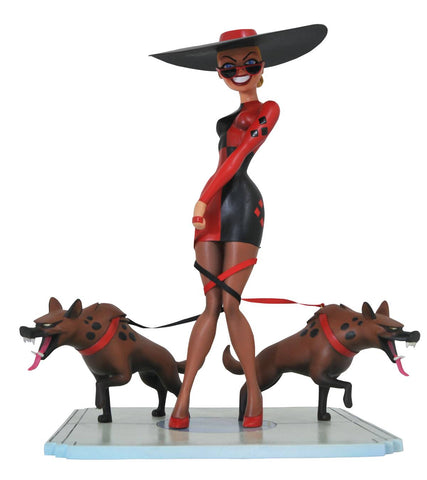 Batman Tas Premier Harleys Holiday Harley Quinn Statue