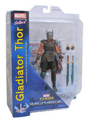 Marvel Select Thor Ragnarok - Gladiator Thor