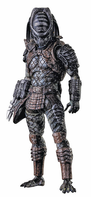 Predator 2 Warrior Predator Px 1/18 Scale Figure