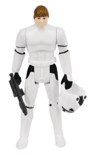 Star Wars Kenner-Inspired Power Force Stormtrooper Luke