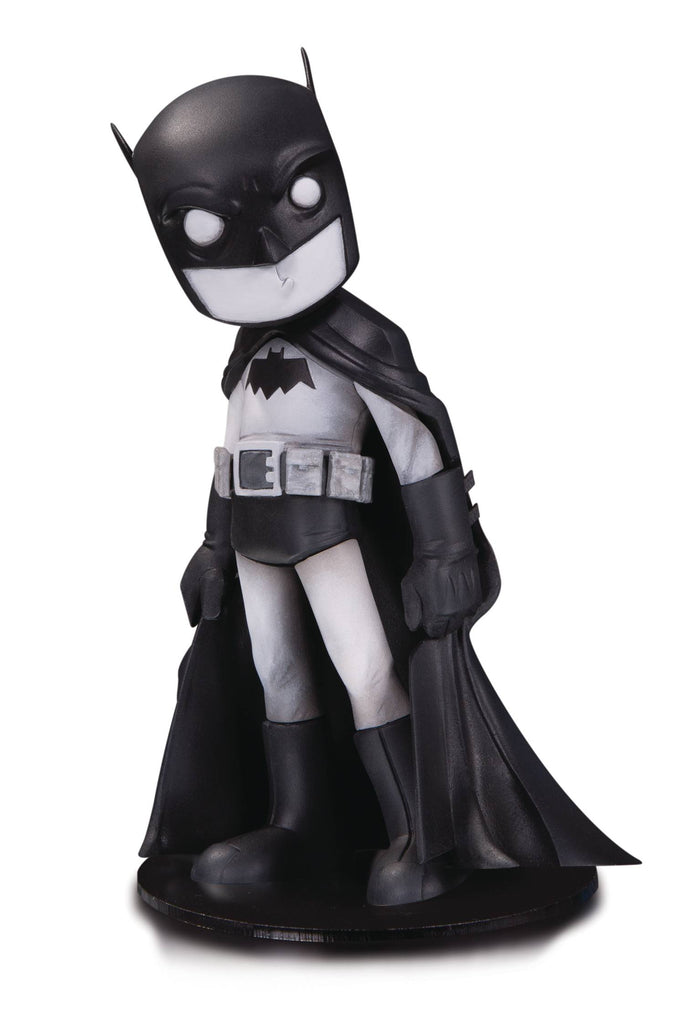 DC Artists Alley Batman By Chris Uminga B&W Vinyl Figure