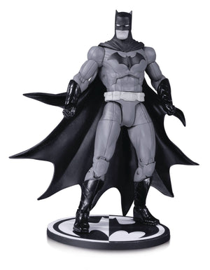 Batman Black and White Batman By Greg Capullo