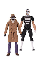 Doomsday Clock Rorschach Mime 2 Pack