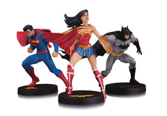 DC Designer Sereries Jim Lee Collector 3 Pack Statue Set