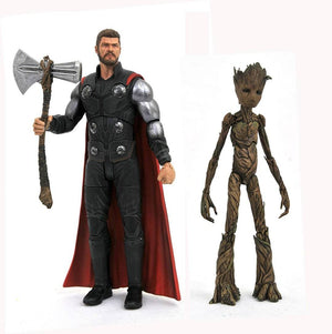 Marvel Select Avengers 3 Thor