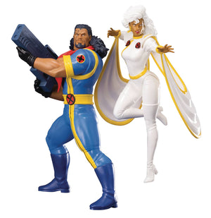 X-Men 92 Bishop & Storm 2 Pack Artfx+Statue