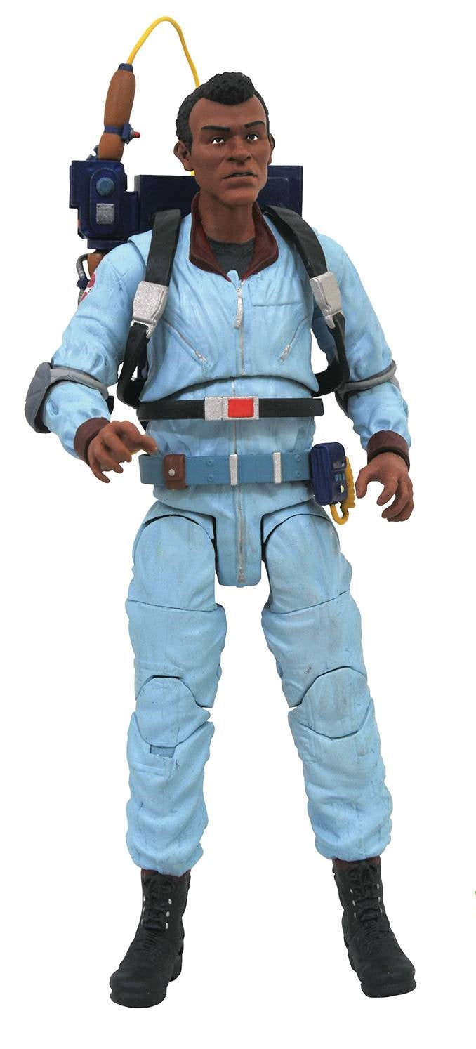 Winston Zeddmore - Ghostbusters Select Series 9
