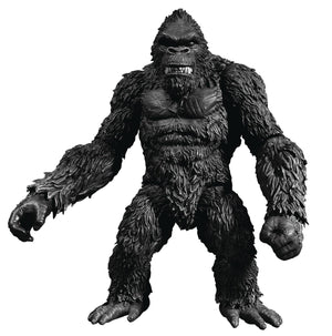 "King Kong Of Skull Island Px 7"" Action Figure B&W Version"