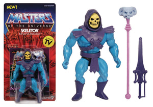 Masters of the Universe 5.5In Vintage Skeletor Action Figure