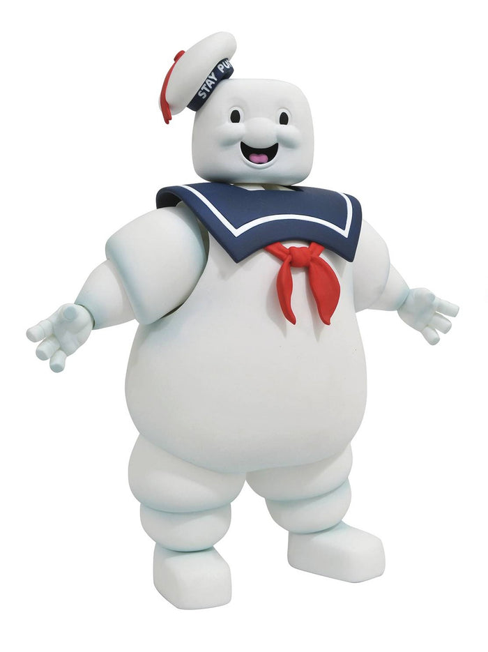 Stay Puft - Ghostbusters Select Series 10