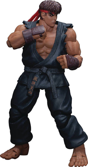 Storm Collectibles Ultra Street Fighter II Evil Ryu 1/12 Action Figure