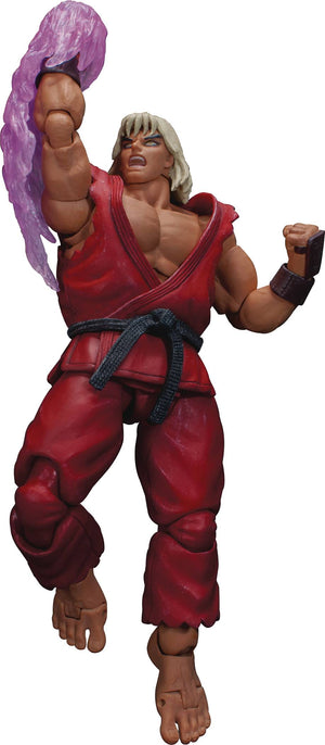 Storm Collectibles Ultra Street Fighter II Violent Ken 1/12 Action Figure