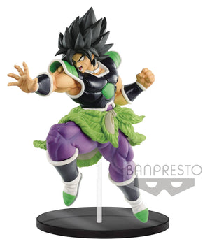 Dragonball Super Movie Ultimate Soldiers Broly Figure