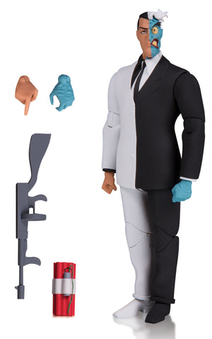 Batman Animated Series Two Face