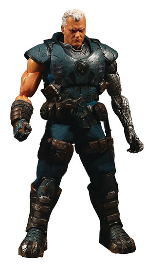 One-12 Collective Marvel Cable Action Figure