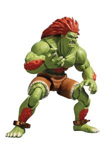 Street Fighter Blanka S.H.Figuarts