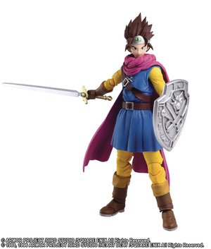 Dragon Quest III Bring Arts Hero